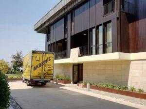 Dragos villa, ev, ofis taşıma